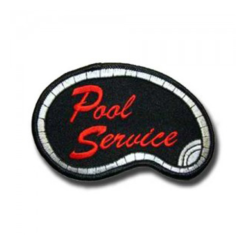 AZPX Pool Service Patch