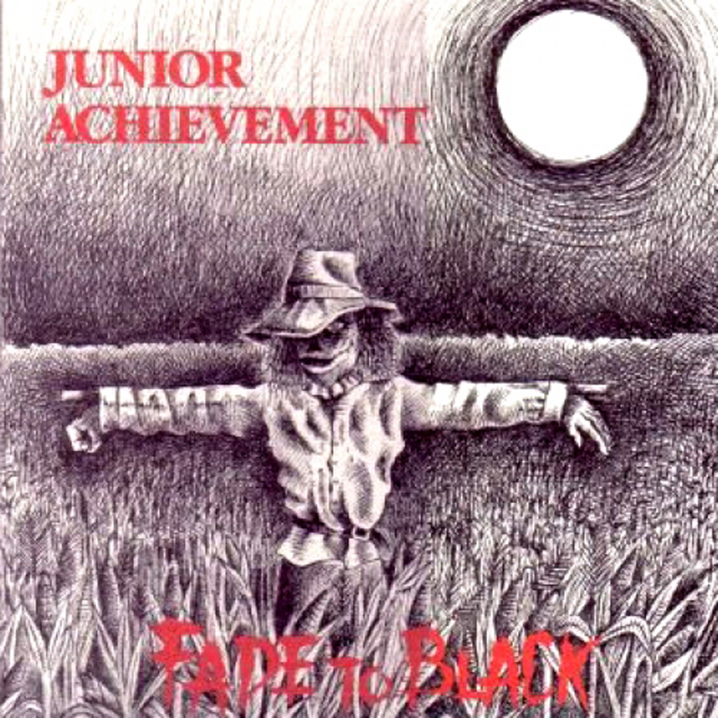 AZPX01: Junior Achievement 'Fade to Black' Re-Issue CD