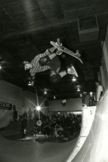 Fastplant Skate Ranch Vancouver BC Photo: O