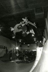 Fastplant Skate Ranch Vancouver BC Photo: O