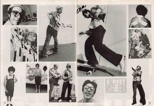 Gonz & Natas ~ Street Sheet