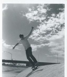 Mark Eshelman early 80'sPhoto: Gavin Troy