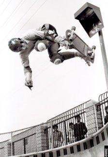 Neil Mute Air - Whittier Skatepark
