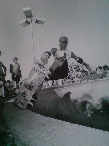 Frontside Crail Block - Del Mar Skate Ranch keyhole