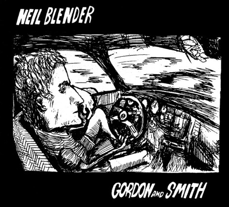 G&S Neil Blender Graphic - Self Portrait?