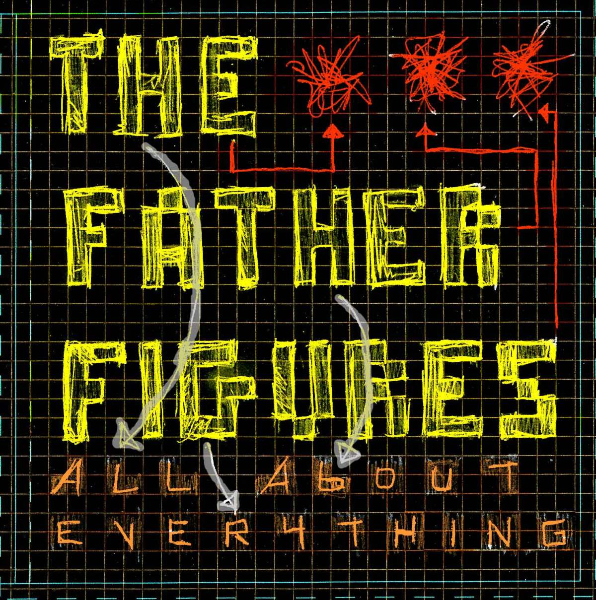 AZPX07: The Father Figures – 'All About Everything' CD