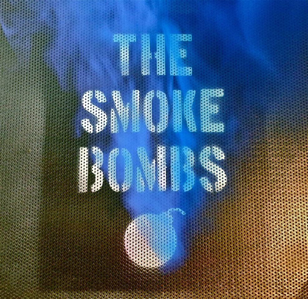AZPX 11: The Smoke Bombs – 'Self-Titled' CD