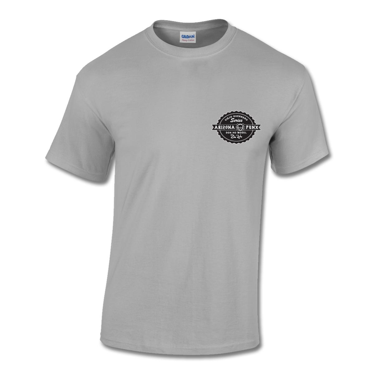 85ab8cffb Don Ho Viejo Guerrero Graphic T-shirt Gravel Grey – A Z P X