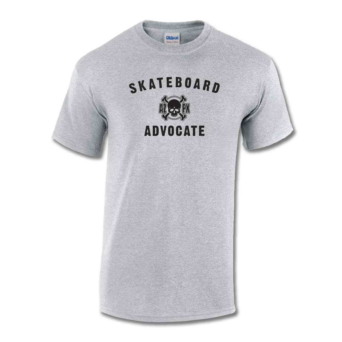 New Times Best of Phoenix Skateboard Advocate T-shirt