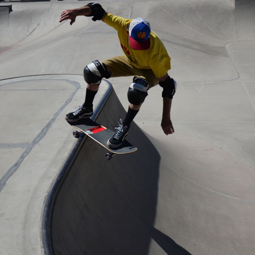Sunday Brunch: Tempe Skatepark May 21, 2017