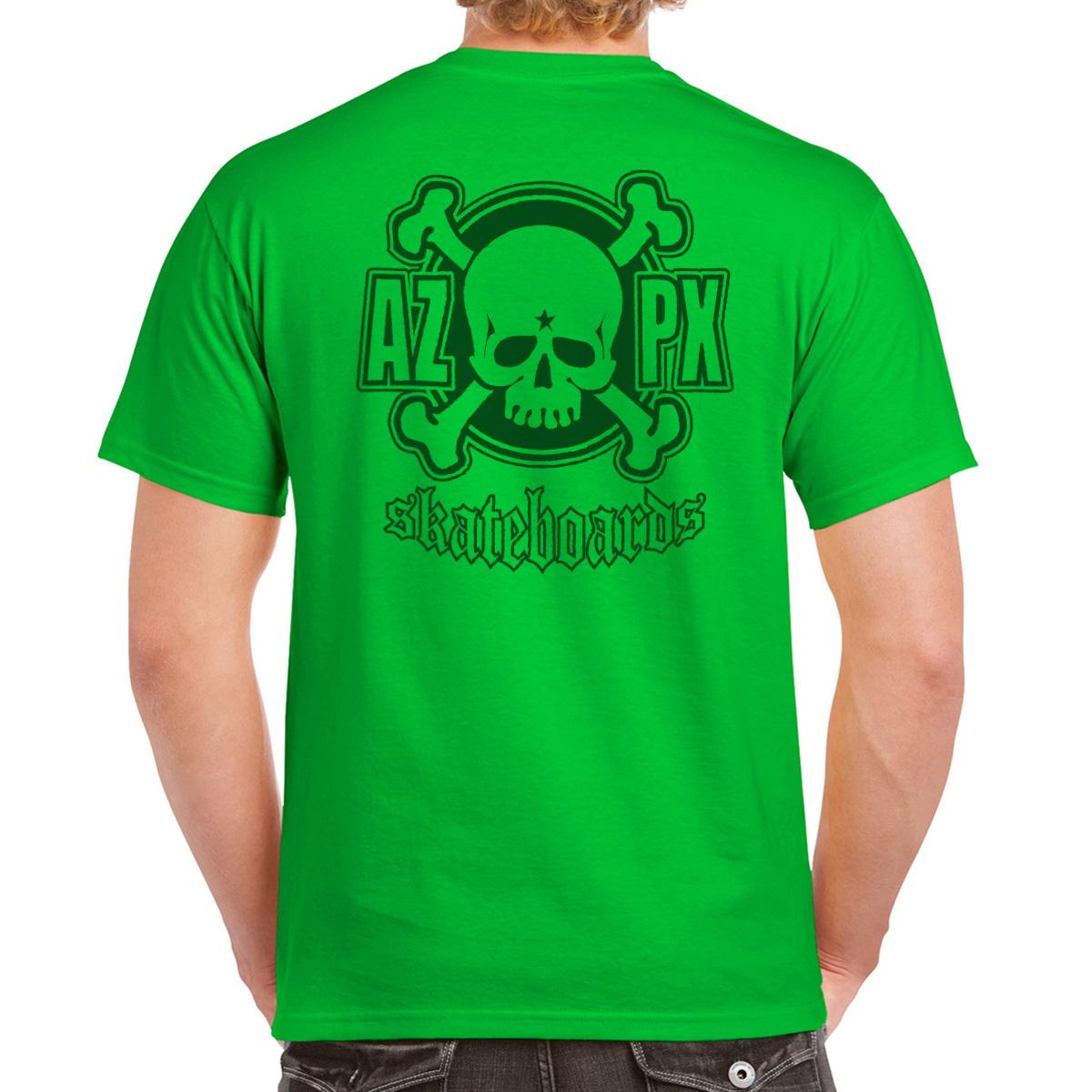 Classic-Logo-Electric-Green-Back