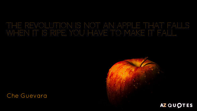 Che Guevara Wallpapers With Quotes Apple Quote Gallery Wallpapersin4k Net