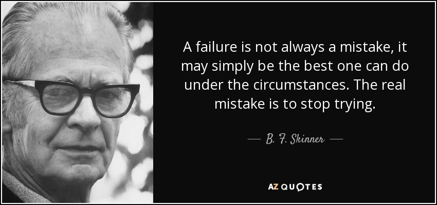 Image result for bf skinner writing quotes
