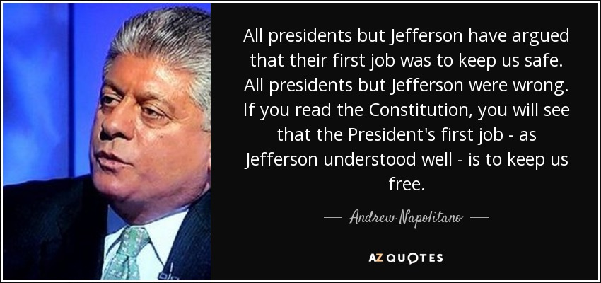 Image result for free images judge napolitano