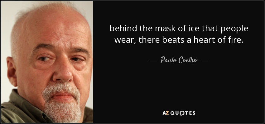 """Image result for behind the mask of ice that people wear"""""""