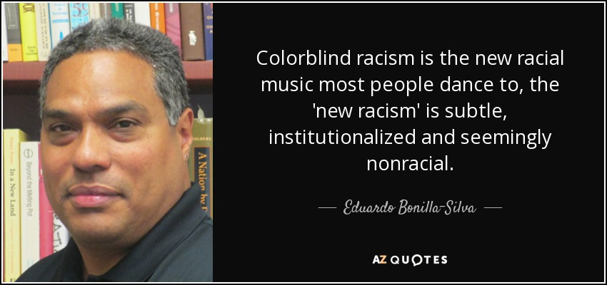 Image result for eduardo bonilla silva