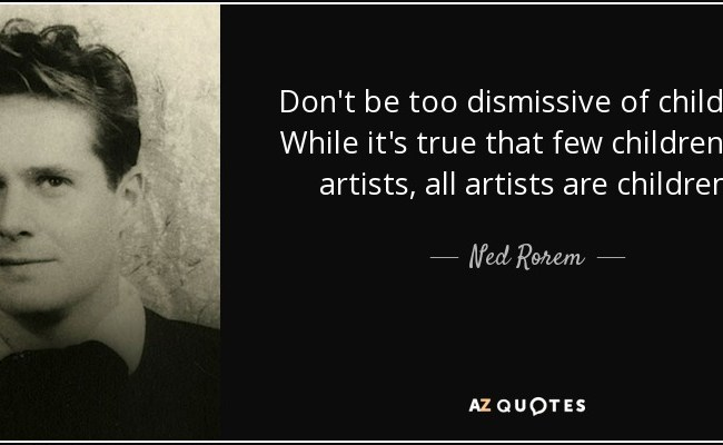 Top 25 Quotes By Ned Rorem A Z Quotes