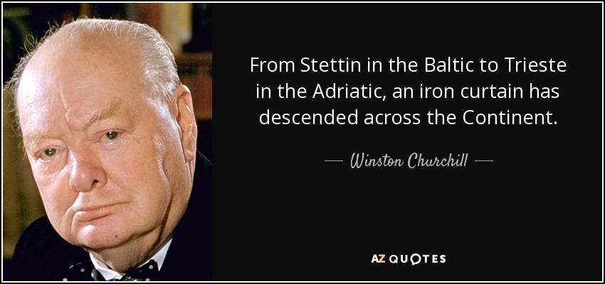 An Iron Curtain