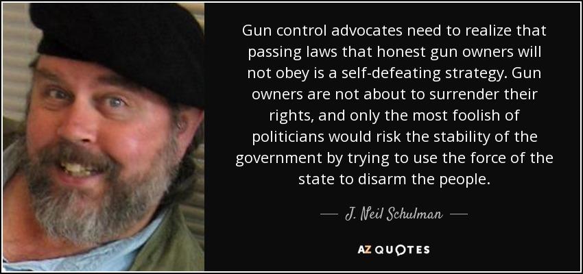 Gun Control Quotes Unique Anti Gun Control Quotes From Politicians Picture