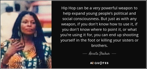 Assata Shakur Quote