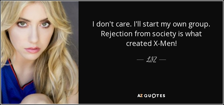 Image result for X Men quotes