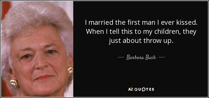 Barbara Bush Parents