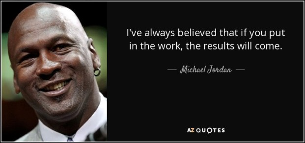 Image result for michael jordan quote on training