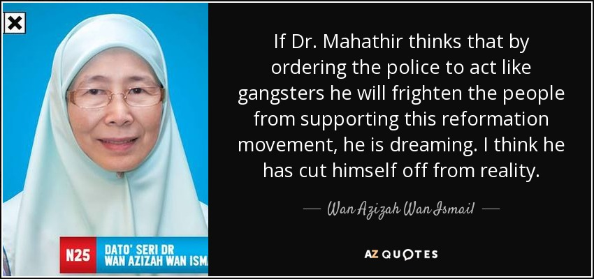 Image result for Mahathir Mohamad Quotes