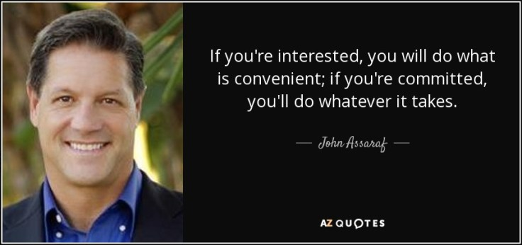 TOP 25 QUOTES BY JOHN ASSARAF (of 93) | A-Z Quotes
