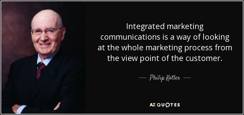Image result for integrated marketing communication philip kotler