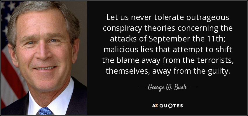 W Dale Jr George Bush