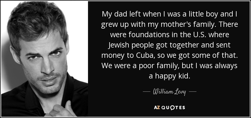 TOP 9 QUOTES BY WILLIAM LEVY  AZ Quotes