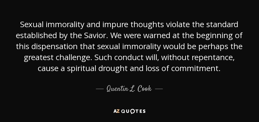 Image result for immorality quotes