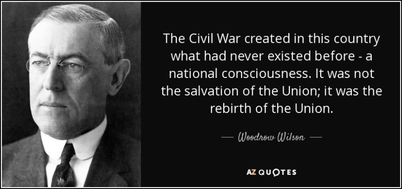 Image result for quotes on the coming of the civil war