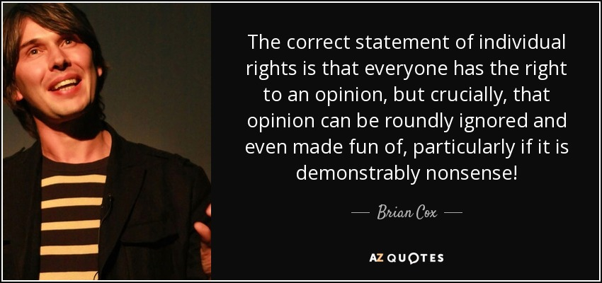 Image result for the right to an opinion