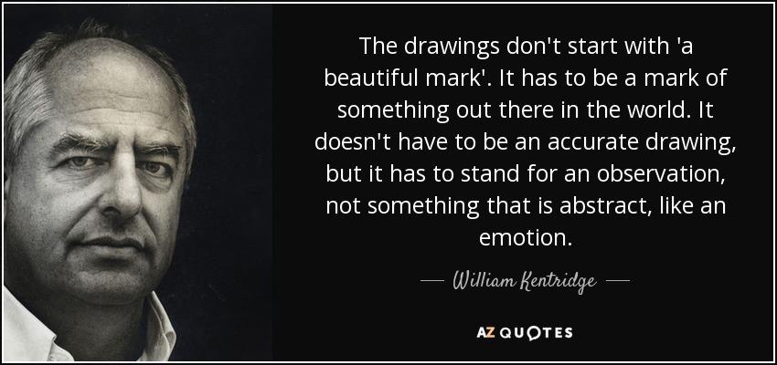 Resultado de imagen para William Kentridge