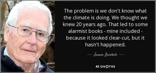 Image result for James Lovelock
