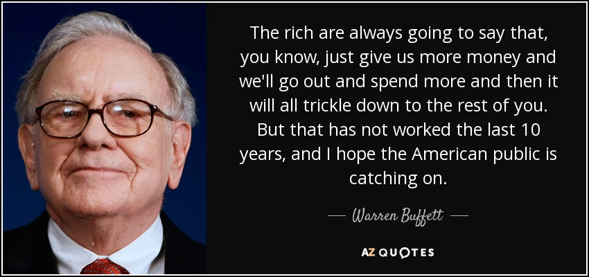 Image result for give to the rich