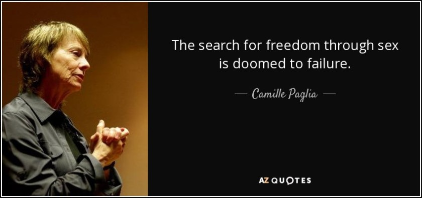 Image result for search for freedom in sex is doomed to failure