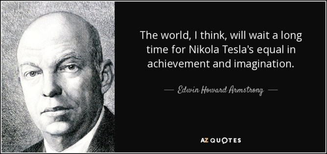 TOP 25 TESLA QUOTES | A-Z Quotes
