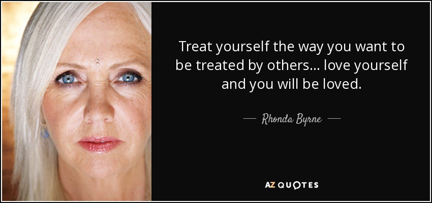 Treat Others How You Want Be Treated Quotes Author