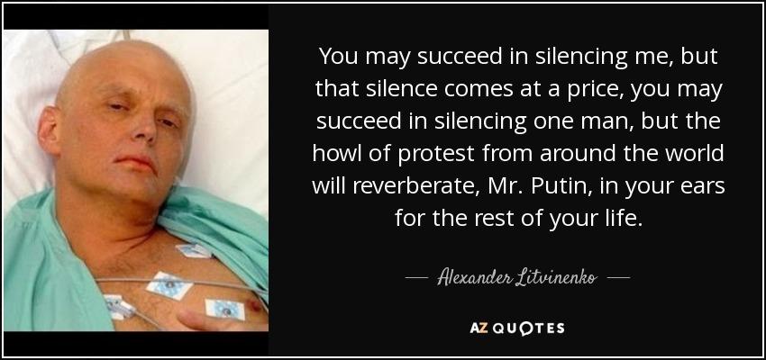 Image result for PHOTOS OF Litvinenko