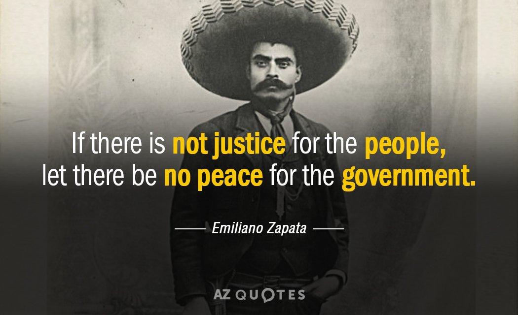 Quotes In Spanish Wallpaper Top 12 Quotes By Emiliano Zapata A Z Quotes