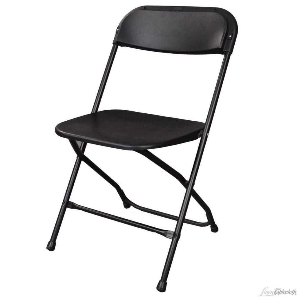 Folding Chair Black  AZ Reliant Catering Equipment Hire