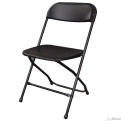 Folding Z Chair Dining Table Chairs Sets Black A Reliant Catering Equipment Hire