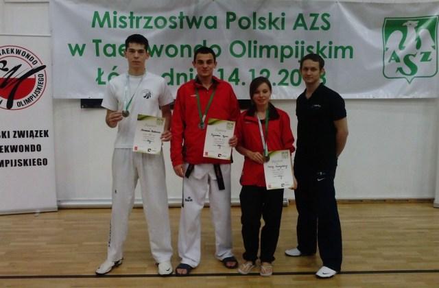 zobacz reprezentację AZS AWF Wrocław