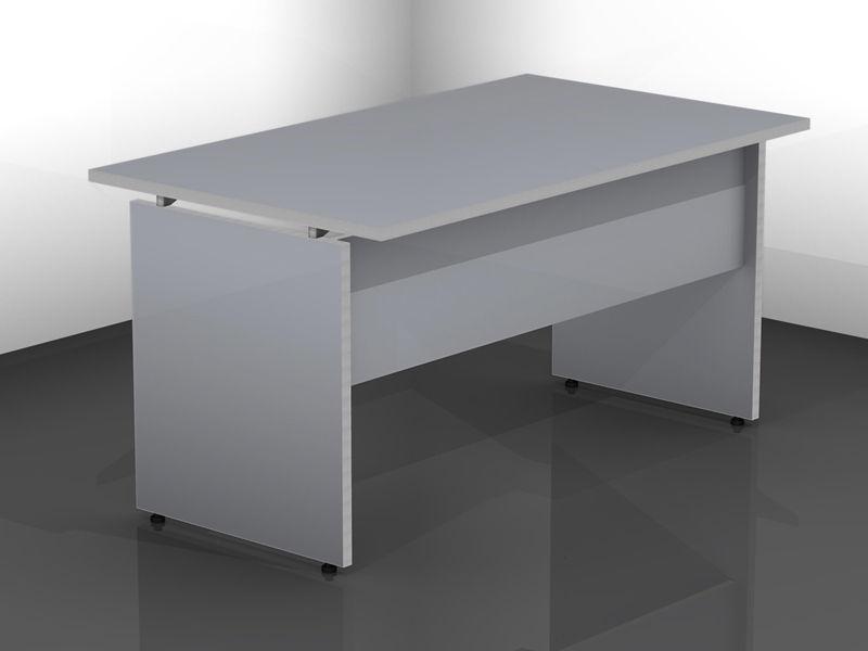 Scrivania ufficio legno operativa mobili per ufficio az for Mobili ufficio scrivania