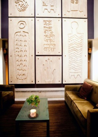 The Spa at Gainey Village Reception