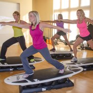 Innovative fitness classes