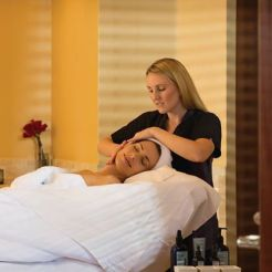Wildly relaxing spa services